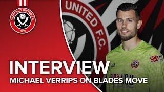 Michael Verrips on Blades move