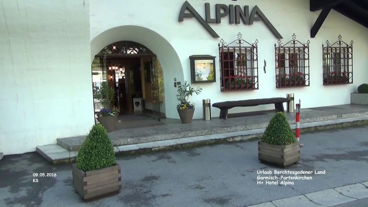 H Hotel Alpina GarmischPartenkirchen YouTube - Hotel alpina garmisch