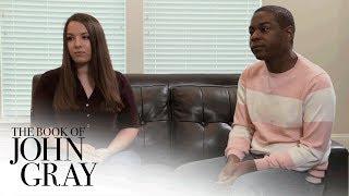 An Interracial Couple Seeks Advice From John And Aventer   Book of John Gray   Oprah Winfrey Network