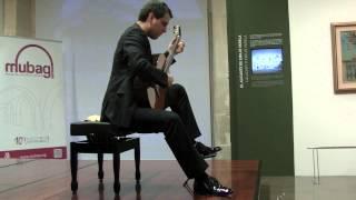Altamira competition Iserlohn 2014, Tal Hurwitz, Villa Lobos etudes 2,5,7,12
