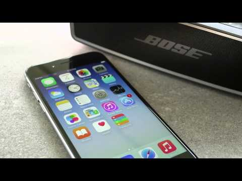 How to pair your Bose SoundLink Mini BLUETOOTH speaker II with your iPhone or iPad