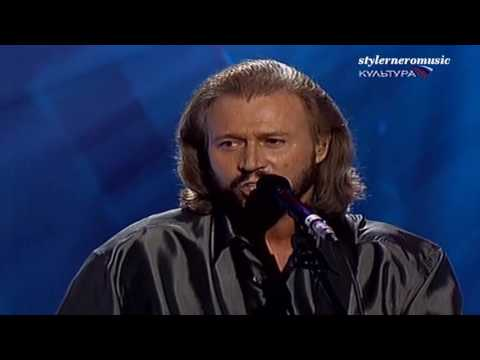 Bee Gees   Alone   Live 'An Audience With       LTW Production HD 1998