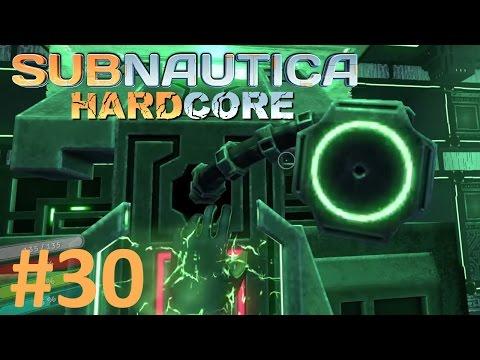 Subnautica Hardcore - 30 - Uusintakierros tykkisaarella!