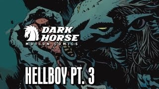 The Undead Army Rises - Dark Horse Comics: Hellboy: The Fury Part 3