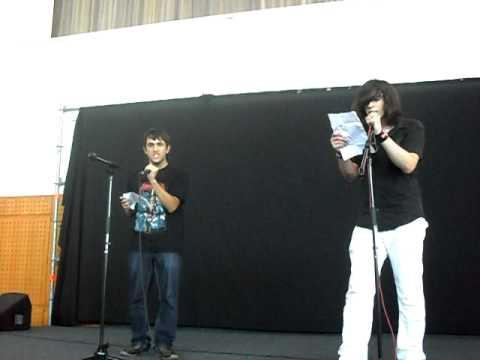 Andre & Kurokawa Uragiri no Yuuyake - Theatre Brook (Japan Weekend Lisboa 2010)