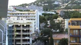 Spain Holiday hotel Hawai  (video by Paul B)  Dej - Ro