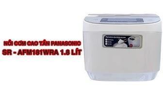 Nồi Cơm Cao Tần Panasonic SR - AFM181WRA - Pico.vn