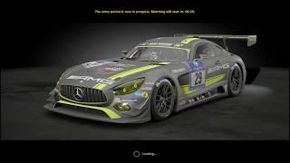Gran Turismo™SPORT Daily Race Suzuka - MB GT3