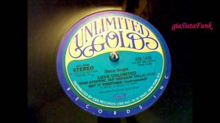 LOVE UNLIMITED - high steppin