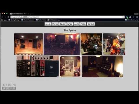 Alex Bowman (Front End Web Development)