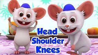 Testa Spalle Ginocchia E Piedi   Bambini Canzoni   Head Shoulders Song   Super Kids Network Italiano