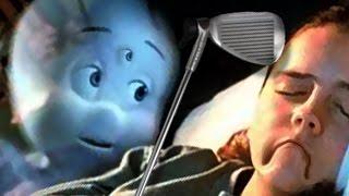 幽霊が邪魔をしてくる死のゴルフ! - Golf With Your Friends - #3