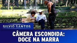 Câmera Escondida (31/07/16) - Comprar Doce Na Marra