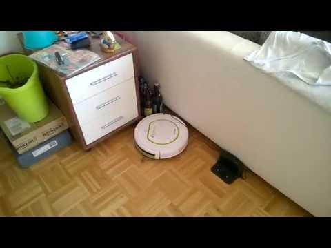 Ariete Briciola 2711 Robo Vacuum Cleaner
