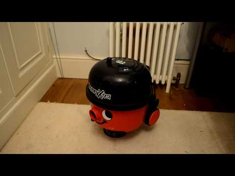 DIY Remote Control Henry Vacuum Cleaner