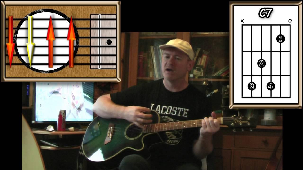 Habanera guitar chords