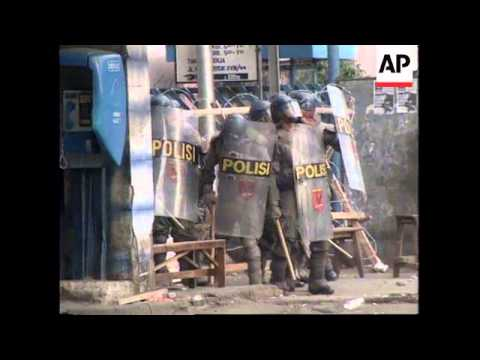 INDONESIA: WIDESPREAD RIOTING IN JAKARTA UPDATE