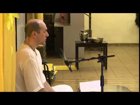 Бхагавад Гита 3.25 - Шубхананда прабху
