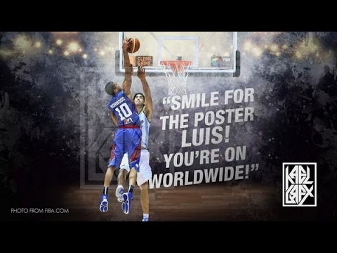 Gabe Norwood: The Posterization of The President