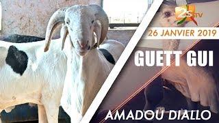 GUETH GUI DU 27 JANVIER 2019 AVEC AMADOU DIALLO