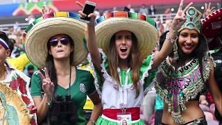 #Rusia2018 Las mejores imágenes de Alemania 0 vs México 1