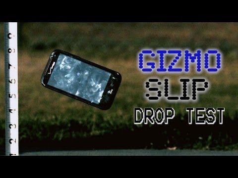 Drop Test : HTC Rezound