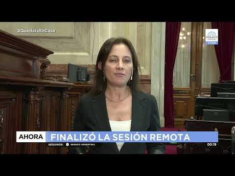 El Senado debate la Coparticipación para Buenos Aires