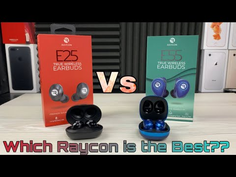 Raycon E25 Vs Raycon E55 Which Is The Best Youtube