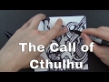 The Call of Cthulhu ~ H. P. Lovecraft (Audiobook & Realtime Drawing)