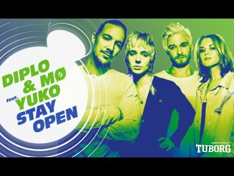 Diplo & MØ feat. YUKO 'Stay Open' [Official Music Video - Ukraine]