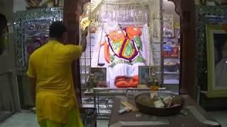 Live Aarti Darshan Khole ke Hanuman Ji Jaipur