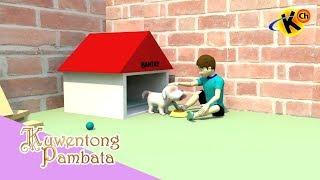 Kuwentong Pambata | Si Bino, Si Buboy, Si Bantay Magkakaibigang Tunay | Kindergarten