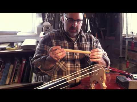 Ken McKay Setup  EH Roth Double Bass