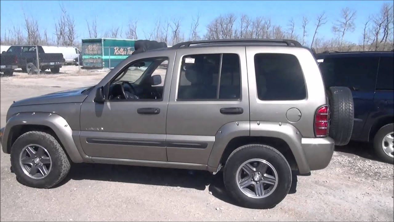2004 jeep liberty renegade review car reviews 2018. Black Bedroom Furniture Sets. Home Design Ideas