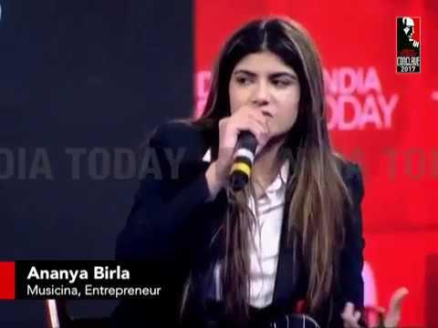 Conclave 2017: Ananya Birla talks about digital India
