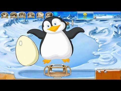 Веселая ферма Ледниковый период Играй с Теей веселые игры Your Funny Games мультики игры для детей