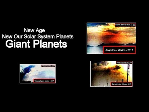 ***GIANT PLANETS COLLAGE***JUNE 2017-MEXICO-NEW OUR SOLAR ...