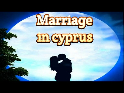 cyprus marriage  requirements