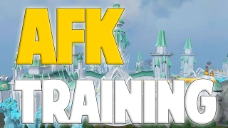 Runescape 2017 | AFK Training Guide in Prifddinas