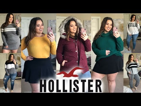 WILL IT FIT?! Hollister Try-On Haul