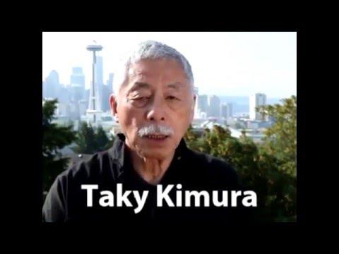 Sifu Taky Kimura on meeting Bruce Lee