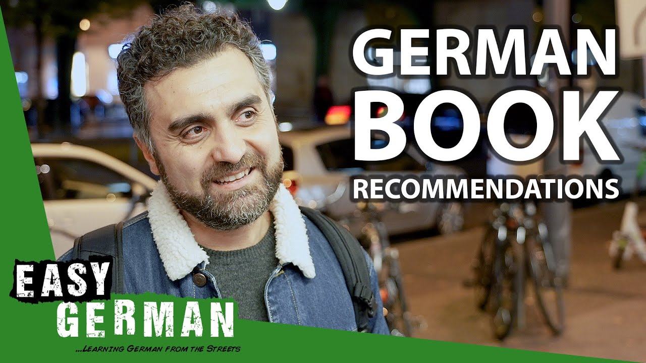 German Book Recommendations | Easy German 376