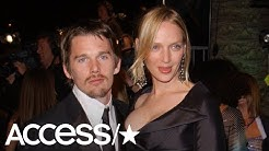 Ethan Hawke Says His Life 'Fell Apart' After Divorce From Uma Thurman