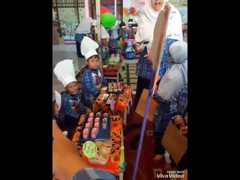 KB Syamsa Auladina Market Day For Kids 2018
