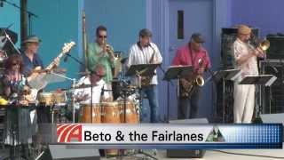 SHRF 2015: Beto & The Fairlanes (@vivobeto @accesstvks @SHRiverFestival)