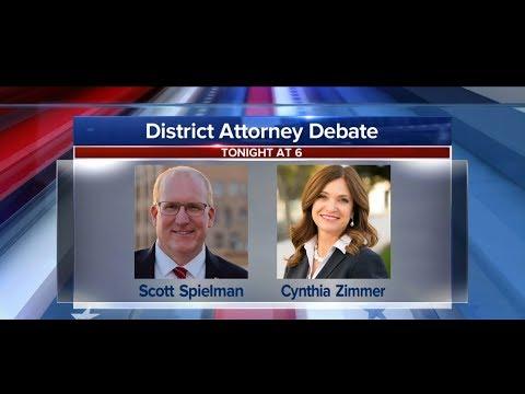 WATCH LIVE (6p) Kern County District Attorney Debate