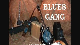 DELTA BLUES GANG   Too Poor To Die