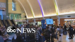 TSA sickouts increase as government shutdown drags on