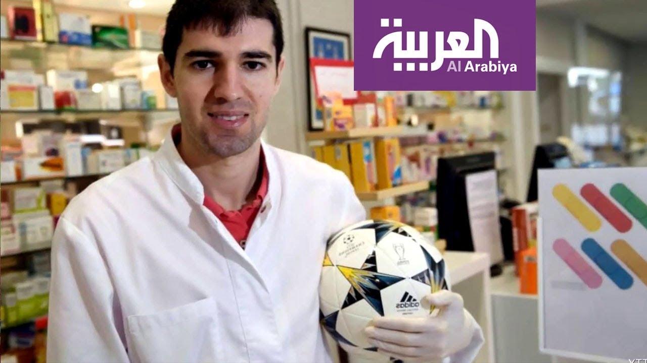 Photo of صباح العربية | لاعب كرة قدم إسباني يعمل في صيدلية لمواجهة كورونا – الرياضة