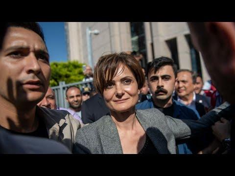 محكمة تركية تقضي بسجن رئيسة حزب الشعب الجمهوري المعارض لأردوغان  - 12:55-2019 / 9 / 9